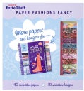Extra Stuff Paper Fashions Fancy (Hardcover)