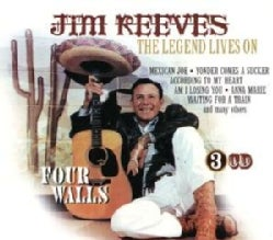 Jim Reeves - Legend Lives On-Four Walls