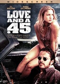 Love & A .45 (DVD)