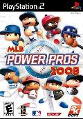 PS2 - MLB Power Pros 2008