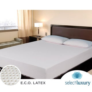 Select Luxury E.C.O. All Natural Latex Medium Firm 8-inch Twin XL-size Hybrid Mattress