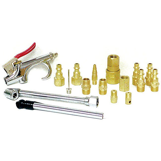Buffalo Tools 15-piece Air Accessory Set