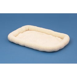 SnooZZy Original Fleece Bumper Bed