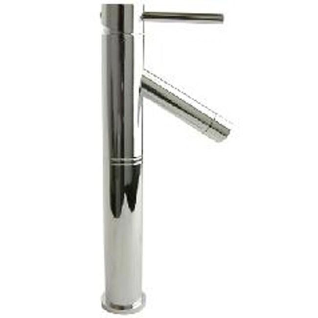 Giagni Vessel Lavatory Faucet with Grid Drain