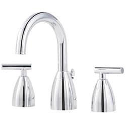Price Pfister Polished Chrome Bathroom Faucet