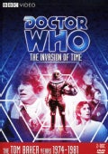 Doctor Who: Ep. 97- The Invasion of Time (DVD)