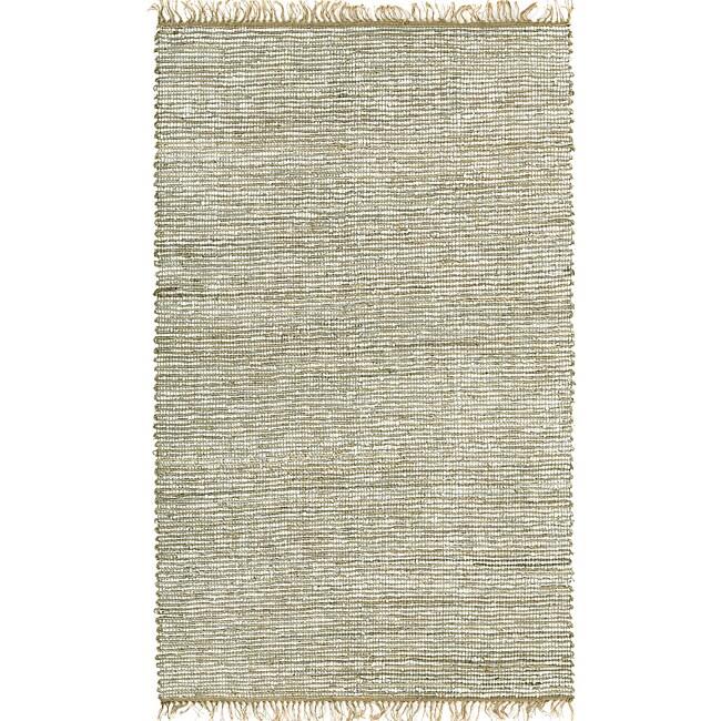 Handmade Elite Flat-weave Rug (4' x 6')