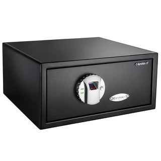 Barska Biometric Valuables/ Gun Safe with Fingerprint Lock