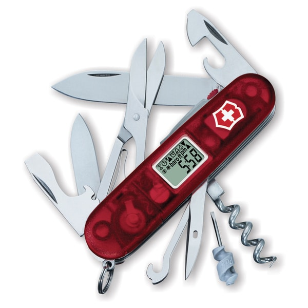 Victorinox Swiss Army Traveller Lite Pocket Knife