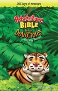 The NIrV Adventure Bible: Book of Devotions for Early Readers (Paperback)