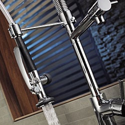 Kraus Commercial Pre Rinse Chrome Kitchen Faucet Overstock Shopping Great Deals On Kraus