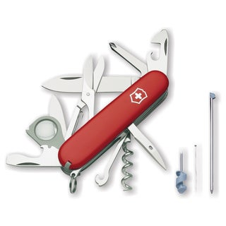 Victorinox Swiss Army Explorer Plus Pocket Knife