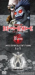 Death Note Vol 6 (with Limited Collector's Figurine) (DVD)