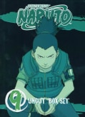 Naruto Uncut Box Set Vol 9 (DVD)
