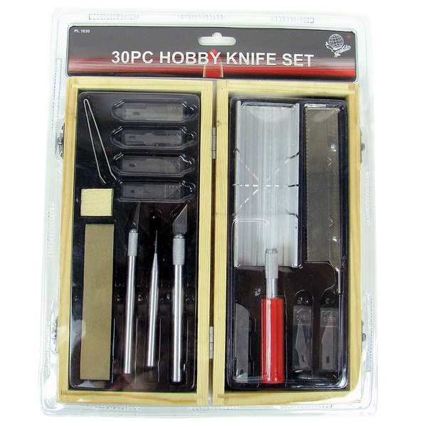 Ultimate Hobby Knife and Miter Saw Cutting Craft Set