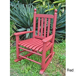 Youth Blue Grass Rocking Chair