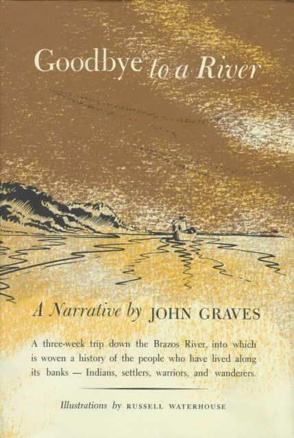 Goodbye to a River (Hardcover)