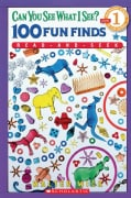 Can You See What I See?: 100 Fun Finds, Read-and-Seek (Paperback)