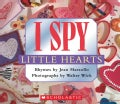 I Spy Little Hearts (Board book)