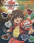 Bakugan Sticker Book (Paperback)