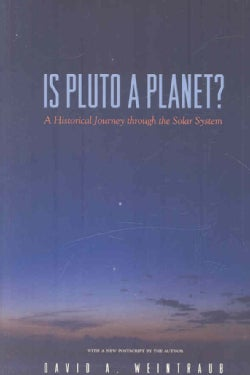Is Pluto A Planet?: A Historical Journey Through the Solar System (Paperback)