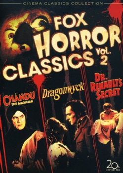 Fox Horror Classics Vol. 2 (DVD)