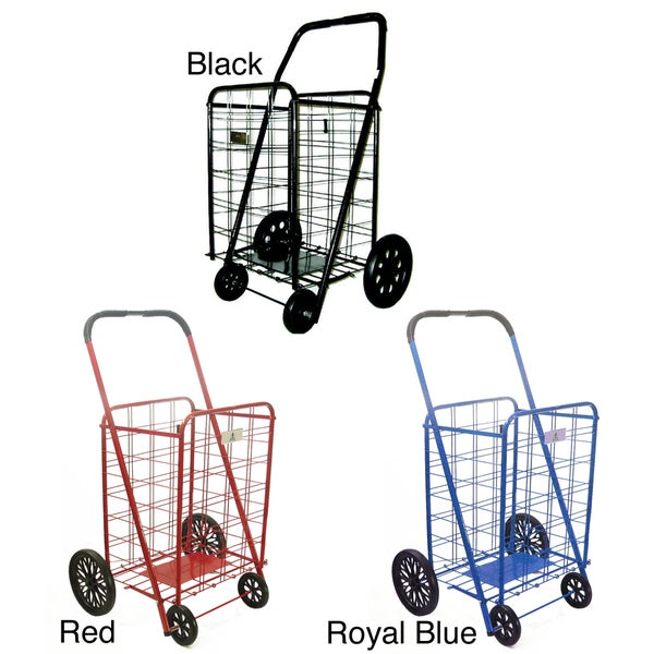 Extra Large Heavy-duty Shopping Cart (As Is Item)