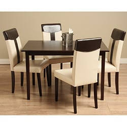 Tiffany 5-piece Dining Room Set