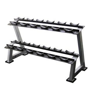 Valor Fitness BG-10 Dumbbell Rack (6 Pair)