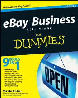 eBay Business All-in-One For Dummies (Paperback)