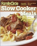Family Circle Slow Cooker Meals (Paperback)
