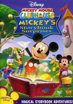 Mickey Mouse Clubhouse: Mickey's Storybook Surprises (DVD)