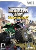Wii - Monster Jam: Urban Assault