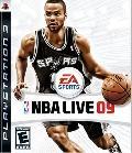 PS3 - NBA Live 09