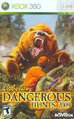 Xbox 360 - Cabela`s Dangerous Hunts 09 - Activision