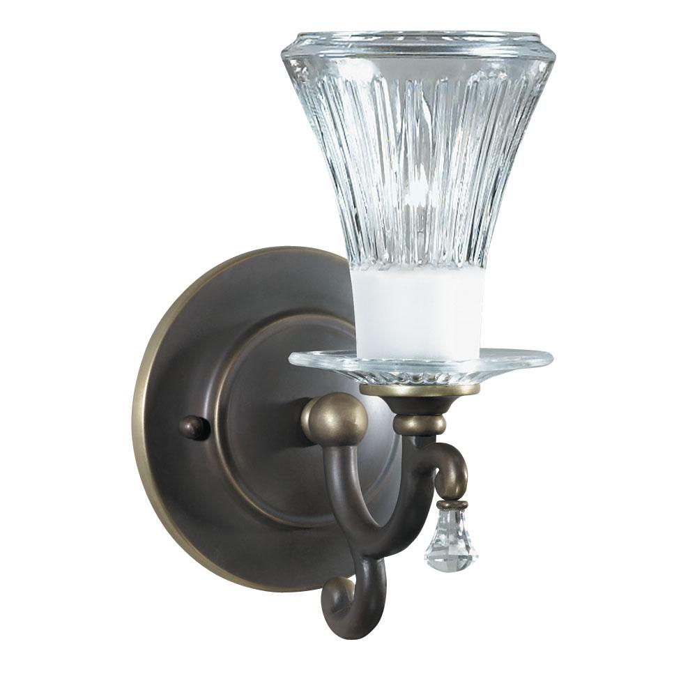 Wall Sconces Overstock : Olde Bronze Wall Sconce - 11349731 - Overstock.com Shopping - Top Rated Sconces & Vanities