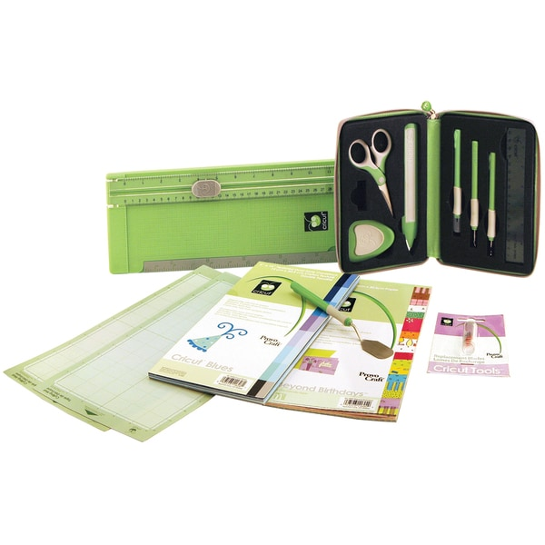 Cricut Essentials Scrapbooking Kit