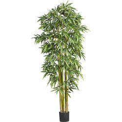 Silk Biggy Style Bamboo 7-foot Tree