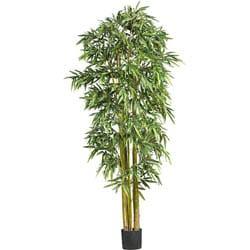 Silk Biggy Style Bamboo 7-foot Tree