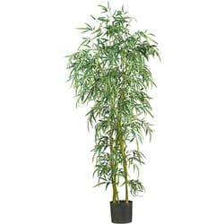 Silk Fancy Style Slim 6-foot Bamboo Tree