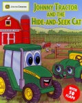 Johnny Tractor and the Hide-and-Seek Cat (Board book)