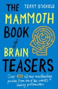 The Mammoth Book of Brain Teasers (Paperback)