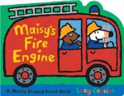 Maisy's Fire Engine (Board book)
