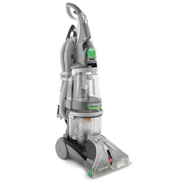 Hoover F7412900 Max Extract Upright Carpet Washer