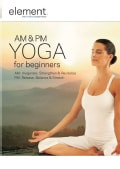 Element: AM & PM Yoga For Beginners (DVD)