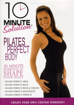 10 Minute Solution: Pilates Perfect Body (DVD)