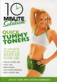 10 Minute Solution: Quick Tummy Toners (DVD)