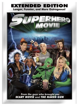 Superhero Movie (Extended Edition) (DVD)