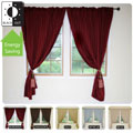 Hotel Stripe 84-inch insulated Blackout Curtains