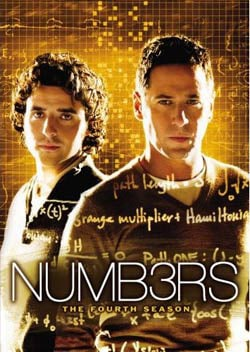Numb3rs: The Complete Fourth Season (DVD)